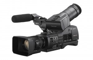 New Release: Sony NEX-EA50UH Professional Camcorder
