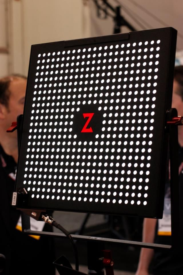 The PlaZma Light from Zacuto Makes Microplasma Prominent