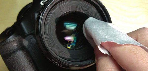 Clean Your Dang Lens! A Quick Tip for New Shooters