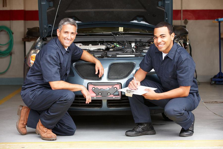 auto mechanic video training