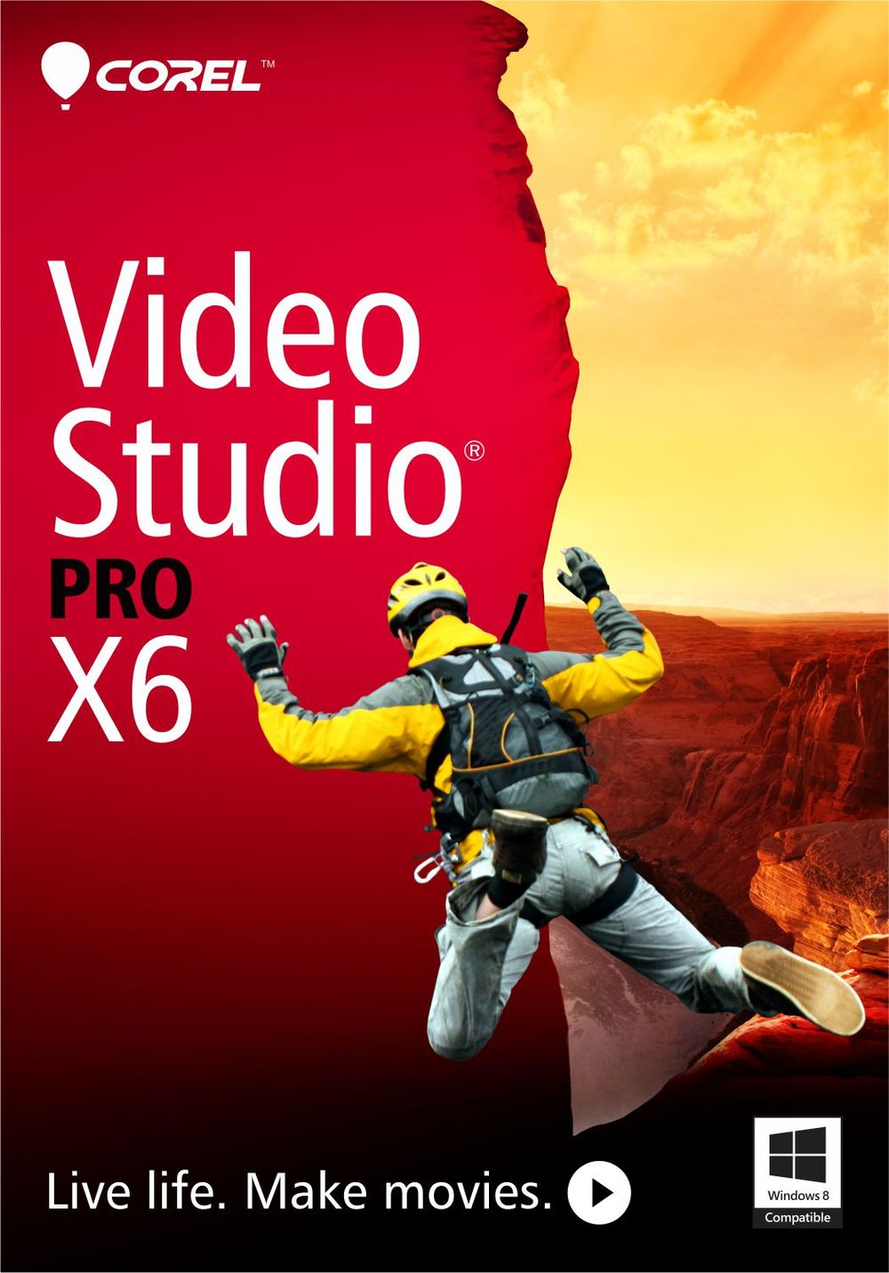 VideoStudio Pro X6 is a Fast-Moving Editor from Corel Corporation -  Videomaker