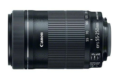 Canon EF-S 55-250mm f:4-5.6 IS STM Telephoto Zoom Lens