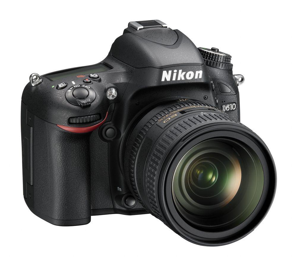 Nikon Announces the D610: A Durable Full Frame HD Video Solution ...
