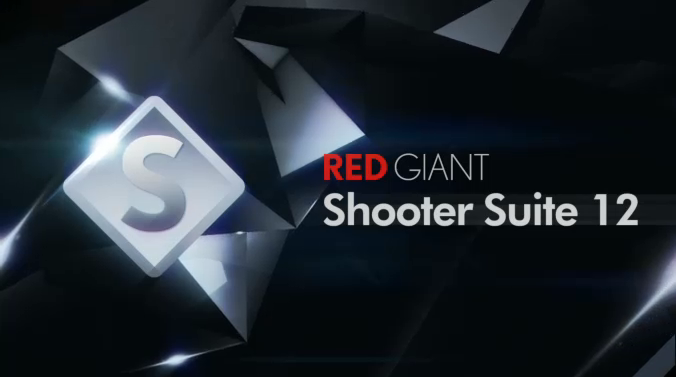 Red Giant Shooter Suite 12