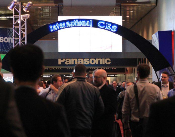 International CES 2014, Las Vegas, January 6-10