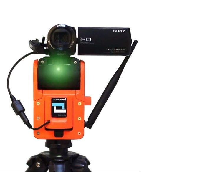 camera controlling device