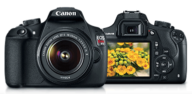 A new Canon DSLR