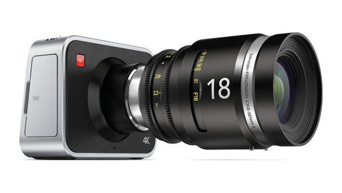 Blackmagic Design's new camera