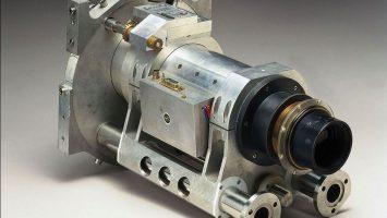 Prototype 4-CMOS CMYK Camera