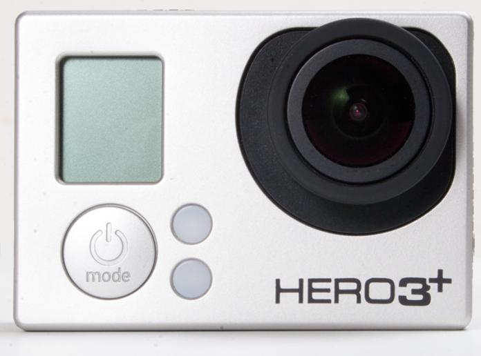 GoPro wearable camera