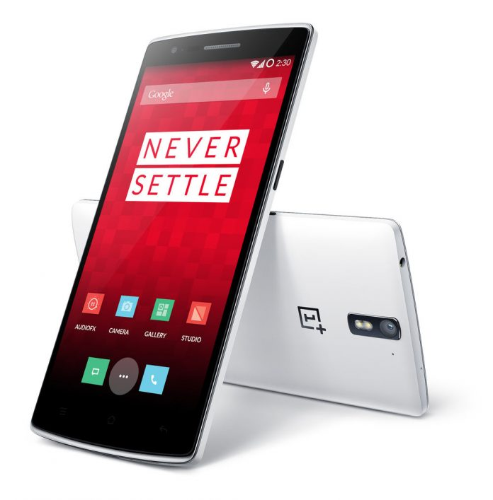 OnePlus One - the DSLR killing smartphone