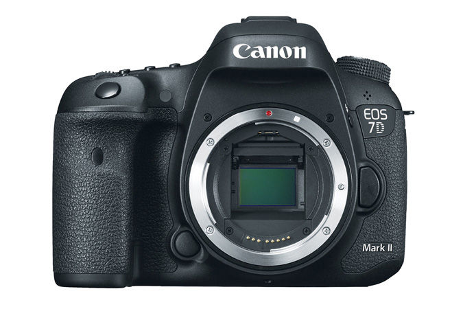 The Canon 7D Mark II