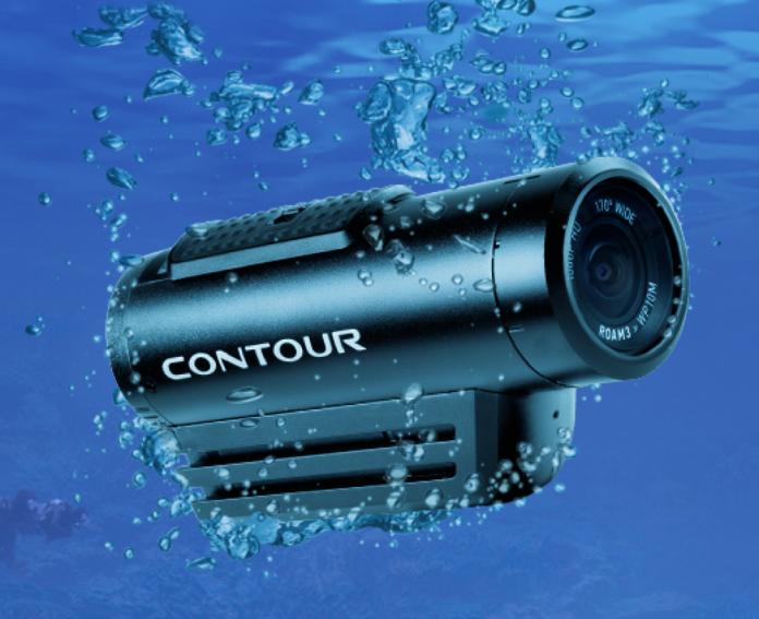 Contour's waterproof ROAM3