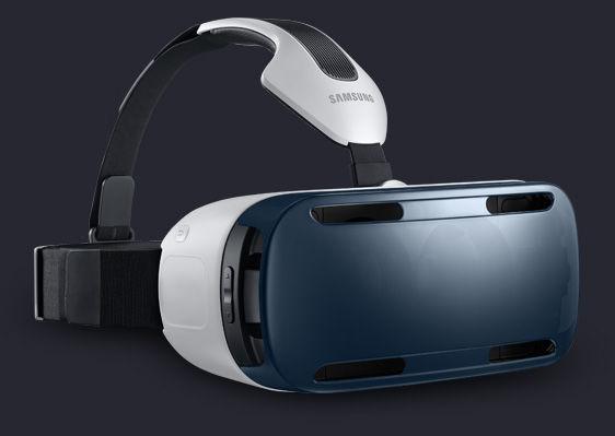 NextVR compatible device, Samsung's GearVR