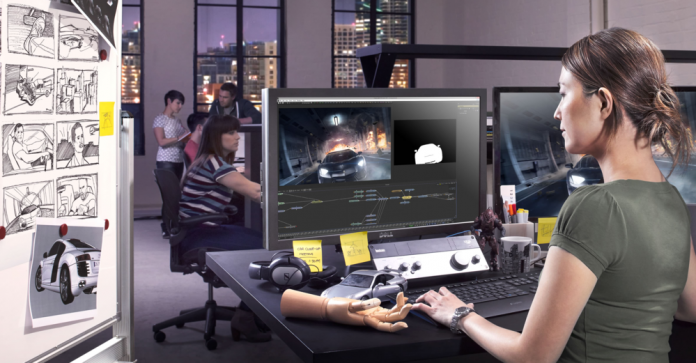 Fusion 7 Visual Effects and Motion Graphic Software