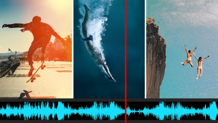 Shutterstock's Sequence, in-browser editing app