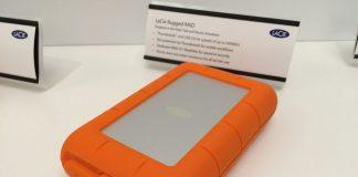 Orange bordered RAID on display