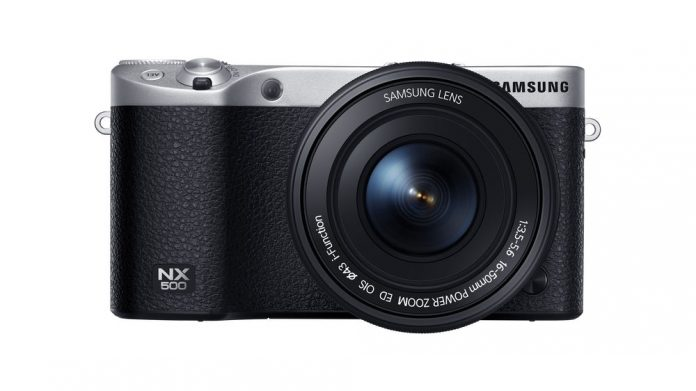 The Samsung NX500 Compact Camera