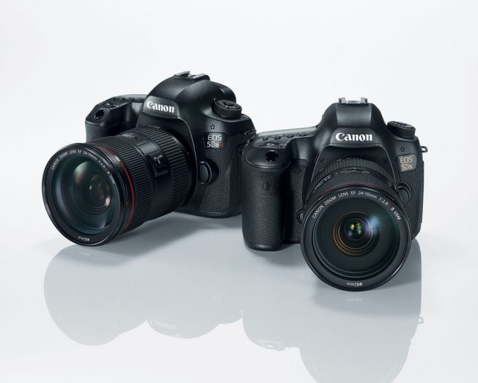 Canon 5Ds and 5Ds R - Canon's latest flagship full frame DSLR