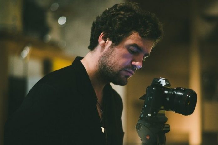 Andrew Reid checks out his A7s