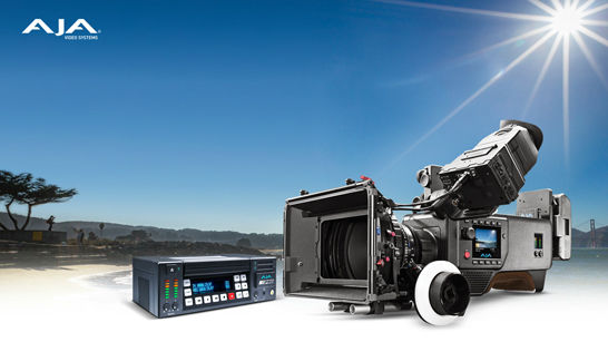 AJA saves you big this summer on their CION production camera and Ki Pro family of recorders