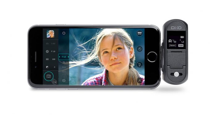 The DxO One Camera for iPhone and iPad