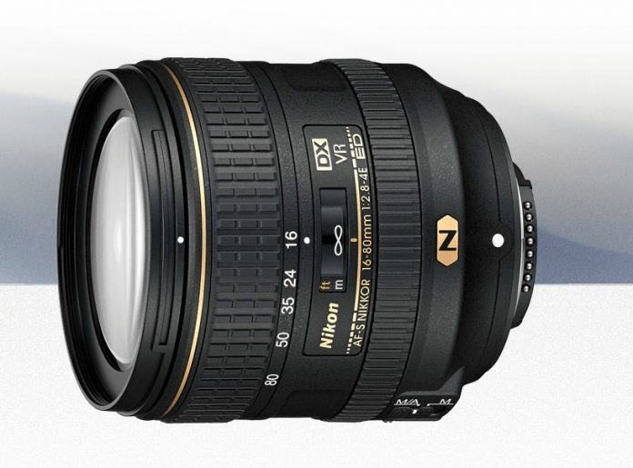 The NIKKOR AF-S DX NIKKOR 16-80mm f/2.8-4E ED VR is an all purpose lens for DX- & FX-format cameras