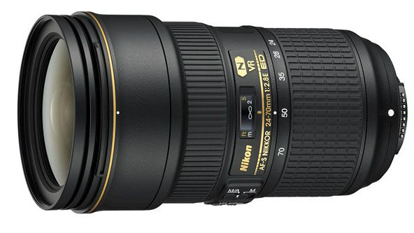 Nikon's new go-to lens: THE AF-S NIKKOR 24-70mm f/2.8E ED VR