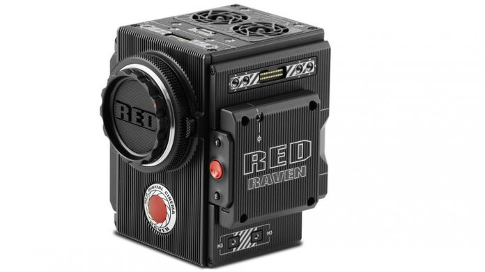 The RED RAVEN is a sub-$10,000 4K digital camera