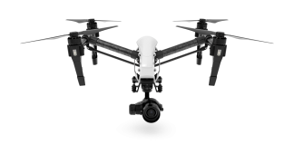 The Inspire 1 Drone with Zenmuse X5 Camera