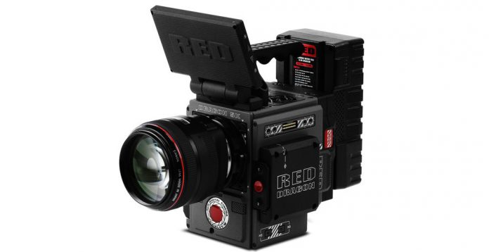 The SCARLET-W is the latest addition to the RED DRAGON family of cameras