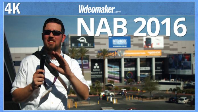 Highlights from NAB 2016