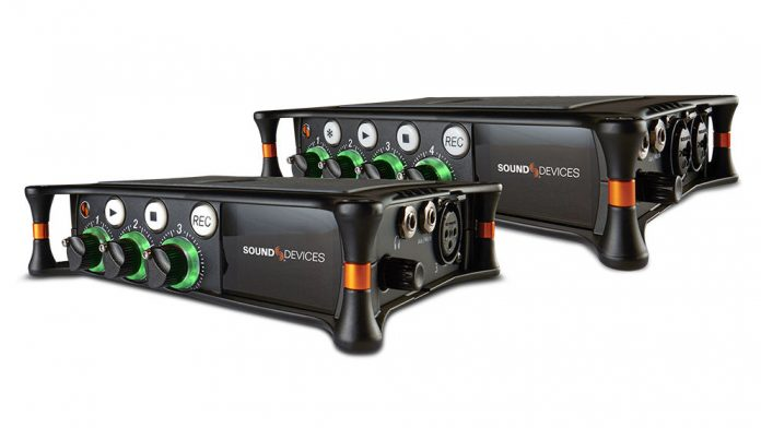 Picture of Sound Devices' MixPre-3 and MixPre-6