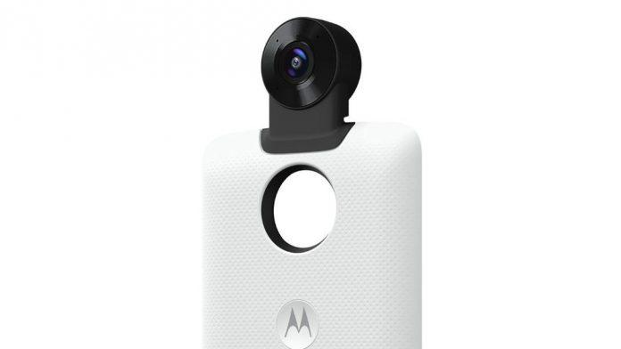 360 Degree Camera Case Mod For Moto Devices