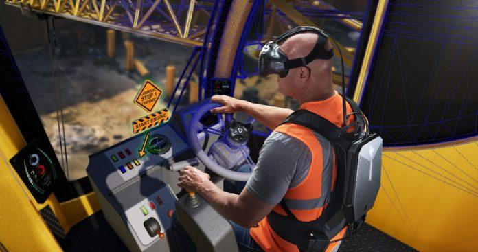 HP Z VR Backpack via HP.com
