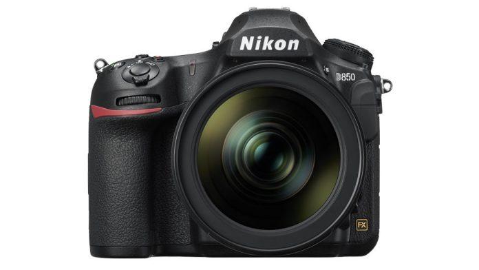Image of Nikon's D850