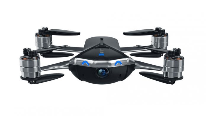 Image of the Lily drone