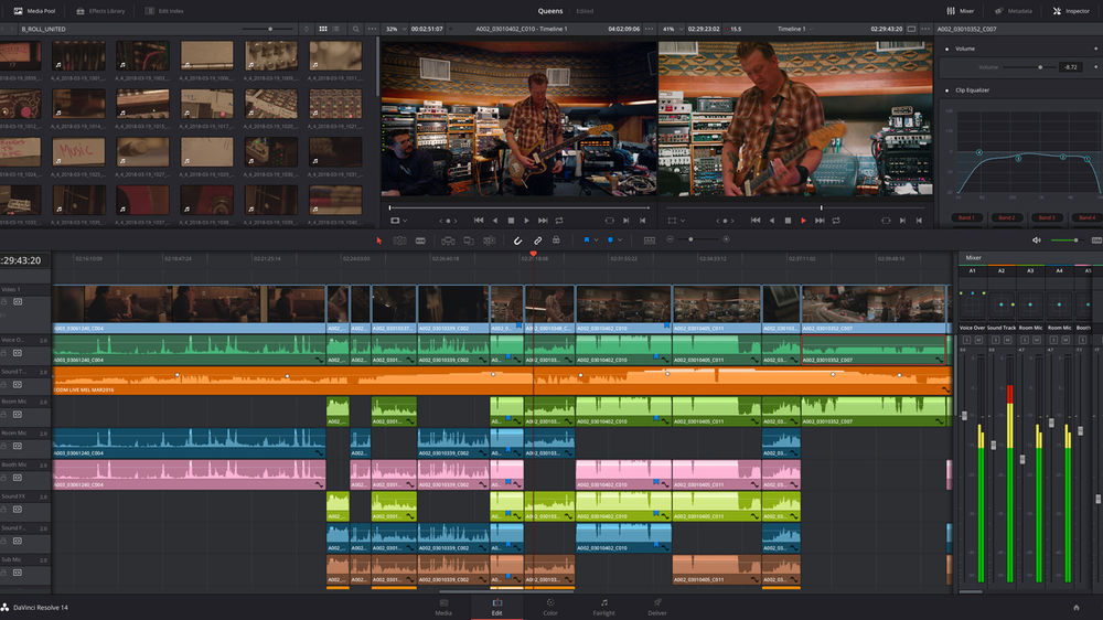 Blackmagic Design S Davinci Resolve 14 Is Out Of Beta Available Now Videomaker
