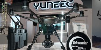 Yuneec Typhoon H Plus