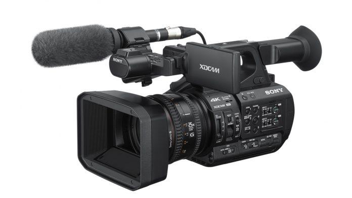 Sony's PXW-Z190