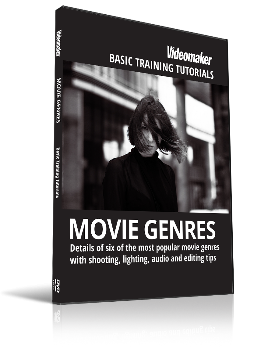 Movie Genres Basic Training Videomaker